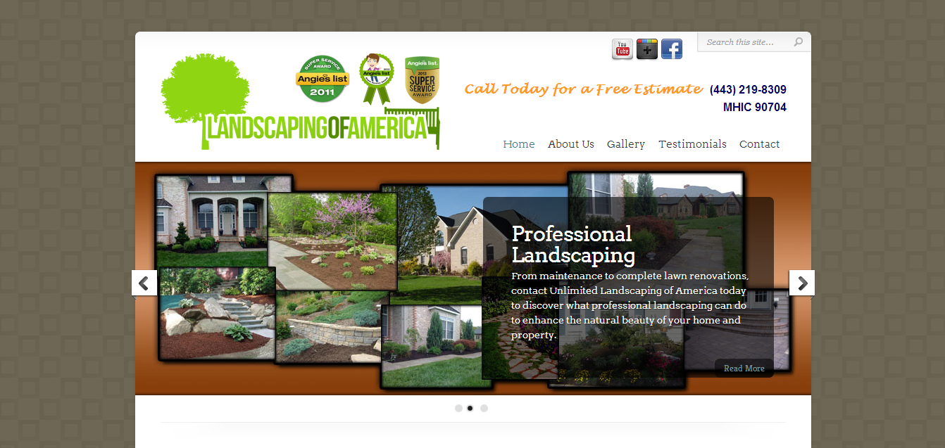 LandscapingOfAmerica.com